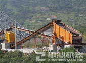 400T/H - 500T/H Stone Crushing Plant