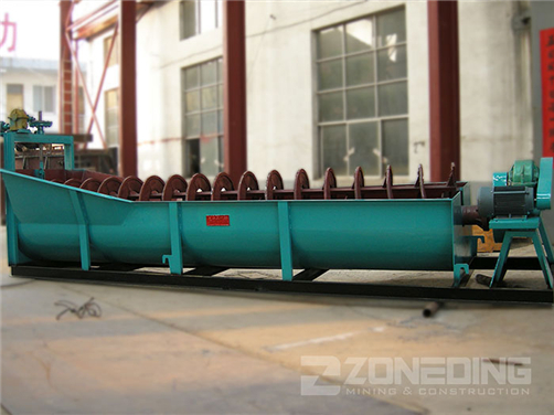 Spiral Sand Washing Machine(图2)