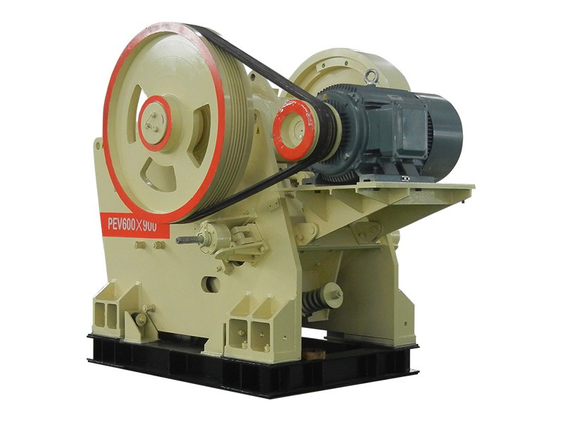 Hydraulic Cone Crusher(图4)