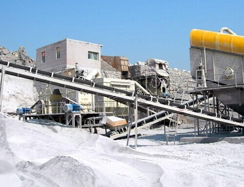 Gypsum Grinding Plant in Egypt
