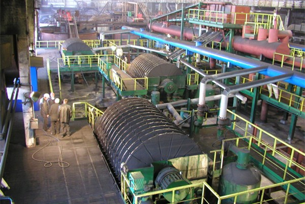 Iron Ore Beneficiation Plant in Russia