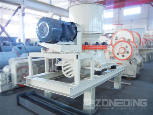 Hydraulic Cone Crusher(图1)