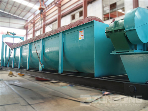 Spiral Sand Washing Machine(图3)