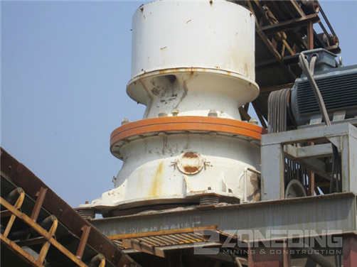 Hydraulic Cone Crusher(图2)