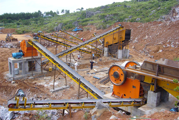 Limestone Crushing Plant in Algeria
